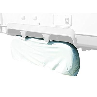 ADCO 3982 White Large Triple Axle Tyre Gard Wheel Cover: Automotive