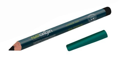 Natorigin Pencil Black Eye Liner 1.1g by (Eyeliner 1.1g Pencil)