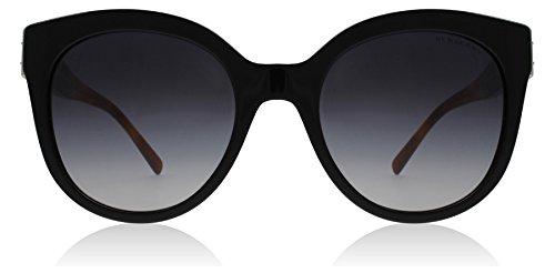 Burberry Women's 0BE4243 Black/Gradient Grey One - Women's Sunglasses Cat Eye Burberry