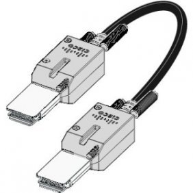 - CISCO STACK-T2-1M STACK-T2-1M= CISCO STACKWISE-160 STACKING CABLE, 1M