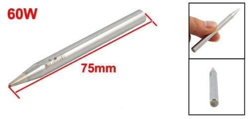 eDealMax Ronda de caña en punta sobre herramientas de soldadura 3 Longitud 60W - - Amazon.com