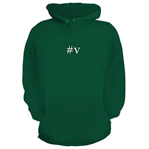 BH Cool Designs #v - Graphic Hoodie Sweatshirt, Green, Small