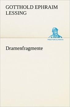 Book Dramenfragmente (TREDITION CLASSICS)