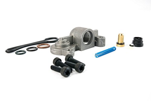 Spring Regulator (6.0 Blue Spring Kit Upgrade - Fuel Regulator Kit - Ford Blue Spring Kit 6.0 Powerstroke F250, F350, F450, F550 2003, 2004, 2005, 2006, 2007 - 3C3Z-9T517-AG)
