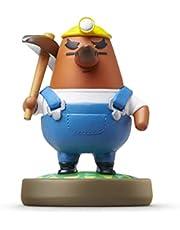 Figurine amiibo - Resetti [Collection Animal Crossing]