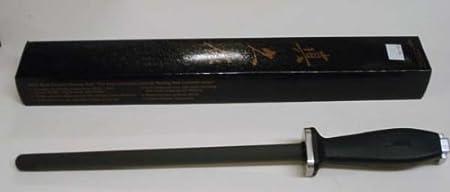 "MAC 8.5/"" White Ceramic Honing Sharpening Rod Medium 1200 Grit # SR-85 Made Japan"