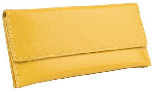 YALUXE Womens Genuine Leather Smartphone
