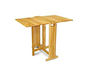 Dual Drop Leaf Fold Away Table