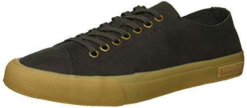 SeaVees Men's Army Issue Low Sneaker, Midnight, 10 M US