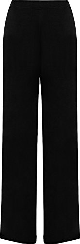 WearAll Plus Womens Palazzo Trousers product image