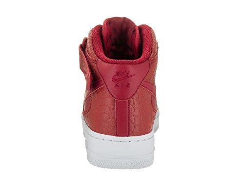 gym Force 1 '07 Red ball Basket Espadrilles Air Lv8 white Homme Nike Mid Gym Red Rojo De R5w7CqA