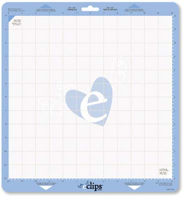 Sizzix Eclips Cutting Mat Accessory 12 X 12 Inches (6 Pack)