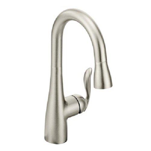 Moen 5995SRS Arbor Kitchen Faucet