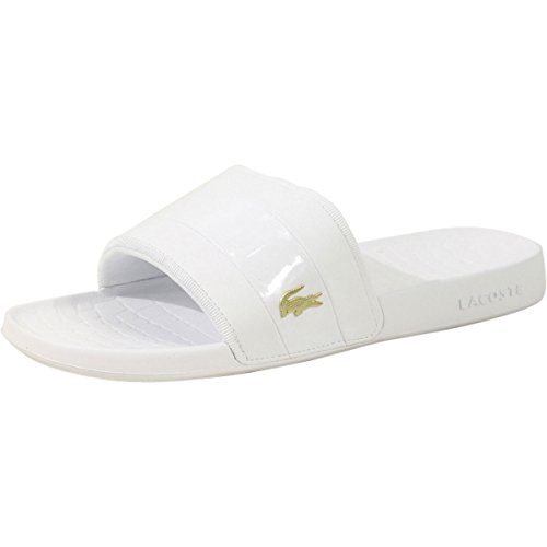 1645ec30653e1 Galleon - Lacoste Men s Fraisier 118 1 U Slide Sandal