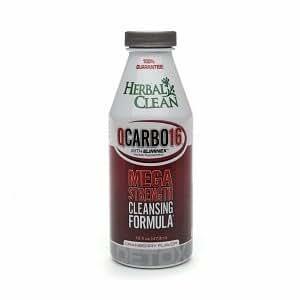 Herbal Clean QCarbo16, Cranberry 16 fl oz (473 ml)
