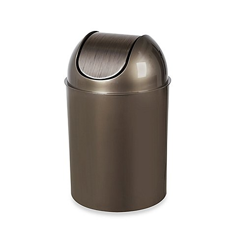 Umbra Flip Champ 2.5-Gallon Wastebasket  - Umbro Diamond Shopping Results