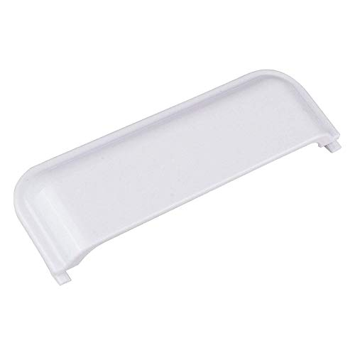 - Edgewater Parts The Ultimate Strenth Unbreakable Dryer Door Handle, White, Compatible With Whirlpool, Maytag, Kenmore, Crosley, Amana, Admiral, Inglis, Roper,