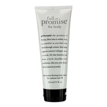 Philosophy Philosophy full of promoise for body dual-action firming body cream, 7.5oz, 7.5 Ounce