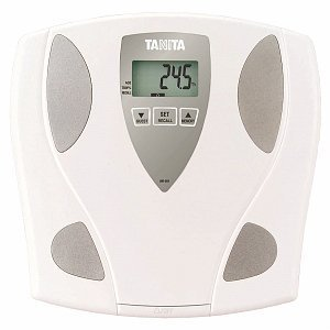 Tanita UM-081 Scale plus Body Fat & Body Water Monitor by Tanita