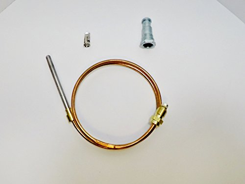 Thermocouple to fit/replace most boilers and water heater thermocouples 24