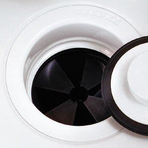 Franke WD8026SN Waste Disposal Flange, Satin Nickel
