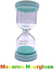 Sand Timer Hourglass Sand Clock 5/10/15/30 minutes colorful...
