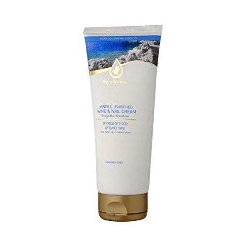 Extra Mineral Dead Sea 180 ml Mineral-Enriched Hand & Nai...