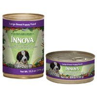 Innova Large Breed Puppy Canned Dog Food, 13.2-oz, case of 12
