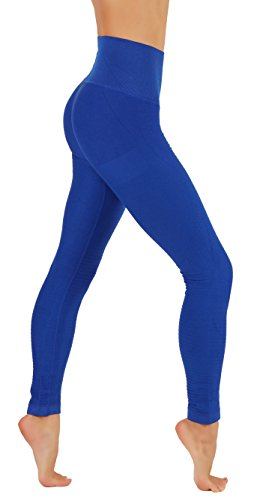 CodeFit Yoga Power Flex Dry-Fit Compression Pants...