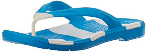 Crocs Tongs Adulte steel Mixte Beach Gris Flip Line rq4ra6R