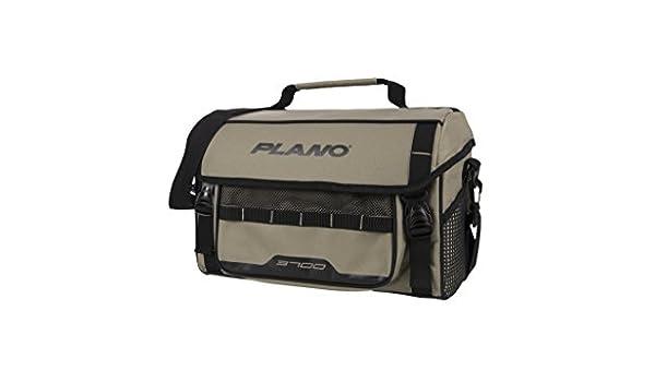 Plano Fishauflauge Bag with 4-3650 Stowaways Walleye Print