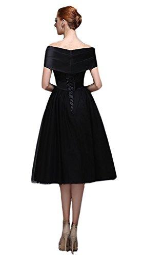 Engerla - Vestido - para mujer negro