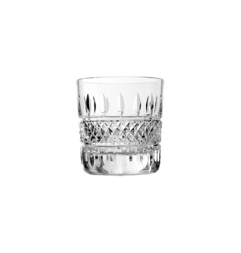 Waterford Crystal Irish Lace Double Old Fashioned, Set of (Waterford Crystal Old Fashioned Glass)