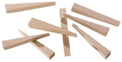 Hufa Buche Holz Fliesenkeile 250 Stü ck