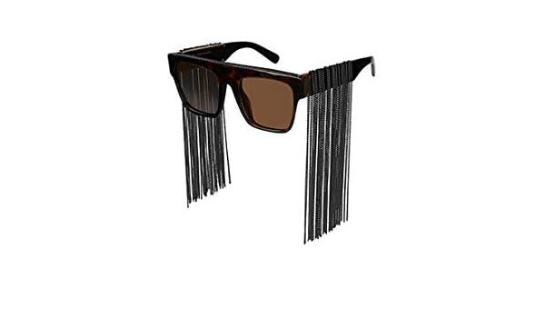 Stella McCartney Gafas de Sol FALABELLA SC0127S HAVANA BLACK ...