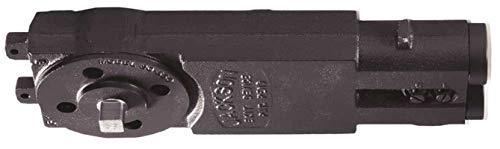 CRL Jackson Adjustable Spring Power Multi-Size 105 Degree Hold-Open Overhead Concealed Closer by CR Laurence