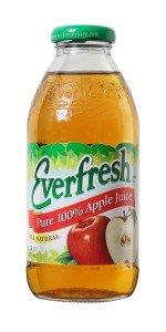 everfresh apple juice