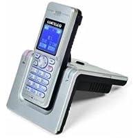 Cortelco ITT-8015 DECT Cordless w/Headset Jack/Belt Clip