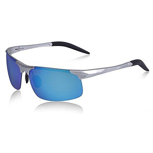 f92244ca52 SUNGAIT Men s HD Polarized Sunglasses for Driving Fishing - Import ...