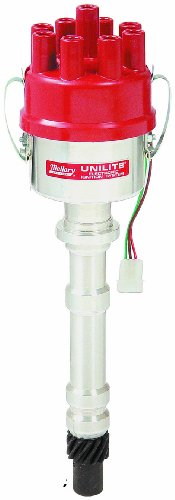 Mallory 3755401 High Performance Unilite Breakerless Electronic Distributor