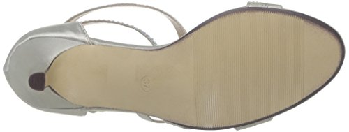 Donna Somers beige Sandali Beige Initiale 1RSwX1