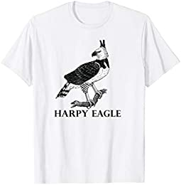Harpy Eagle Short Sleeve T-Shirt