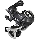 ZIGLY Bicycle Tourney rd-ty300 6/7 Speed Black Direct Mount Rear derailleur Cycle Gear Part