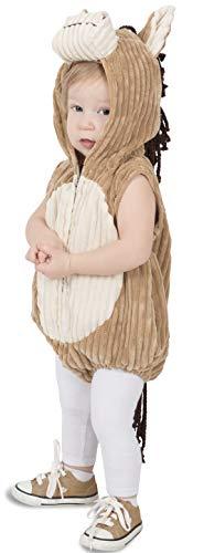 Princess Paradise Charlie The Corduroy Horse Child's Costume, 2T