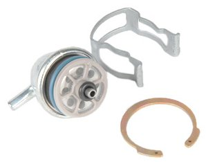 Regulator Back Pressure - ACDelco 217-3072 GM Original Equipment Fuel Injection Pressure Regulator Kit with Clip and Snap Ring