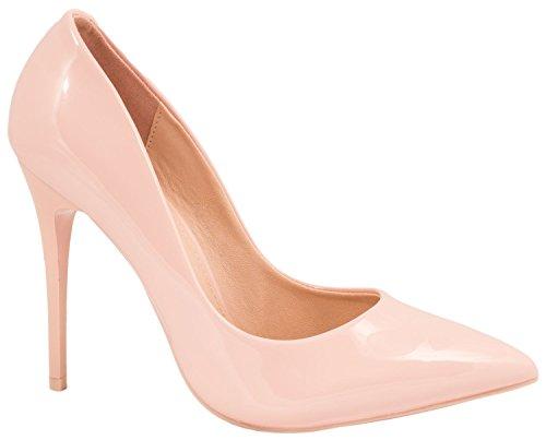 Elara - Tira de tobillo Mujer Pink Pearl