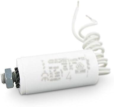 Condensador permanente Motor de hilos 3.15 µF: Amazon.es: Iluminación