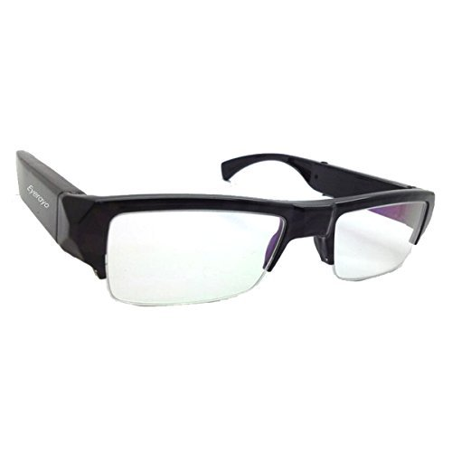 aa5110bc33 5.0MP 30FPS fashion Full HD 1080P Spy Eyewear Glasses Camera Taking Picture  Video Recorder Hidden