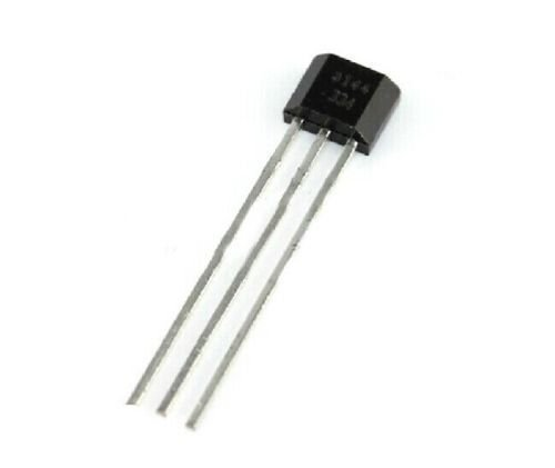 Exiron 5pcs A3144 A3144E OH3144E Hall Effect Sensor SWITCHES TO-92UA 3pin SIP