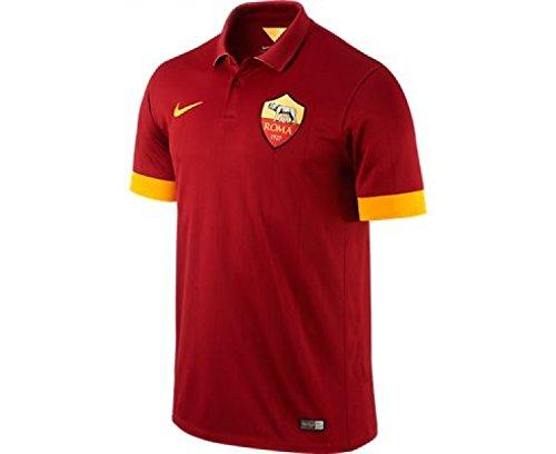 buy online 4cb2f 0ed9a Nike Roma Short Sleeve Home Stadium Jersey TEAM REDKUMQUATKUMQUAT (